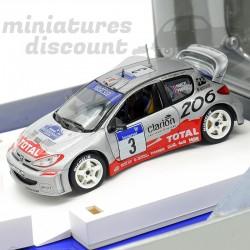 Peugeot 206 WRC - Tour de...