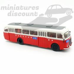 Bus - Car - Bus Skoda 706...