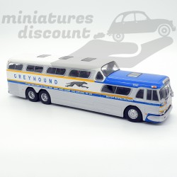 Bus - Car - USA Greyhound...