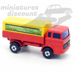 Mercedes Truck - Matchbox -...