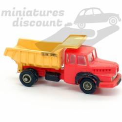 Tracteur ZU 120 Unic -...