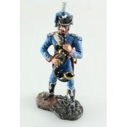 Grenadiers de Oudinot, Musicien 1809, Figurine, Napoléonien en plomb