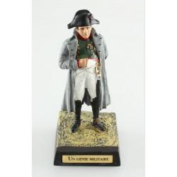 Figurine de napoléon, un Génie Militaire, Le Grand Stratège - En Plomb