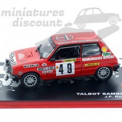 Talbot Samba Rally Grp B -...