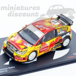 Citroen C4 WRC - Mexico...