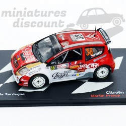 Citroen C2 S1600 - Rally...