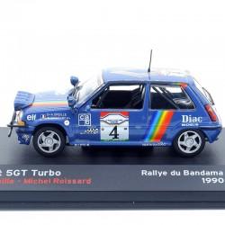 Renault 5 GT Turbo - Rallye Bandama 1990 - 1/43ème en boite