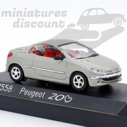 Peugeot 206 CC - Solido -...