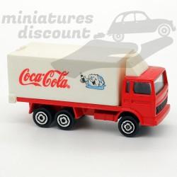 Camion réfrigéré Coca Cola...