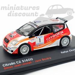 Citroen C2 S1600 - Rallye...