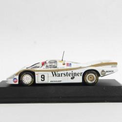 Porsche 956 Long Tail - Le Mans 1984 - Quartzo - au 1/43 en boite