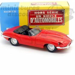 Jaguar Type E - Solido -...