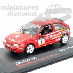 Citroen ZX 16V - Rallye du...