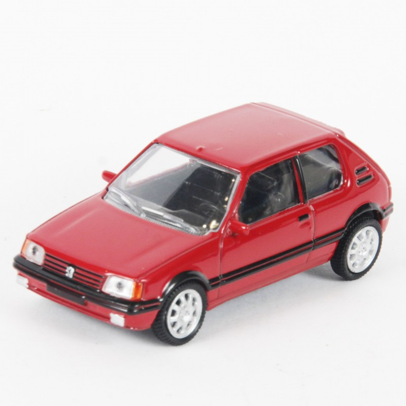 3inch norev peugeot 205 gti miniatures discount. Black Bedroom Furniture Sets. Home Design Ideas