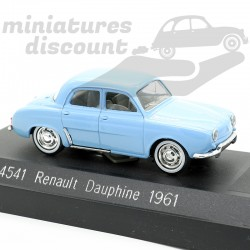 Renault Dauphine - Solido -...