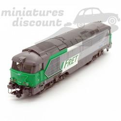 Locomotive Roco Digital CC...