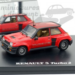 Renault 5 Turbo 2 - Norev -...