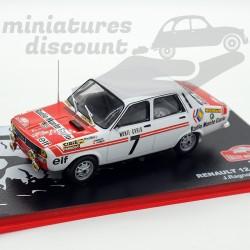 Renault 12 Gordini - Rallye...