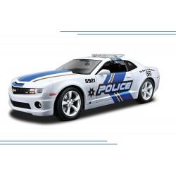 Chevrolet Camaro SS - RS 2010 1/18 - Police USA - Maisto Special édition en boite