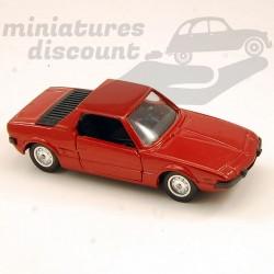 Fiat X 1/9 de 1975 - Solido...