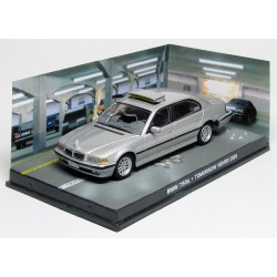 Bmw 750iL 007 - Tomorrow Never Dies - au 1/43 en boite