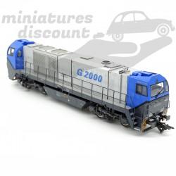 Locomotive Méhano Prestige...