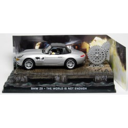 BMW Z8 007 - The World Is Not Enough - au 1/43 en boite