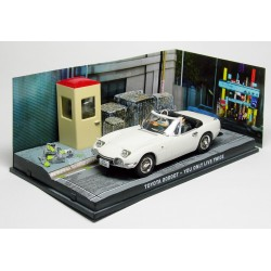 Toyota 2000 GT 007 - You Only Live Twice - au 1/43 en boite
