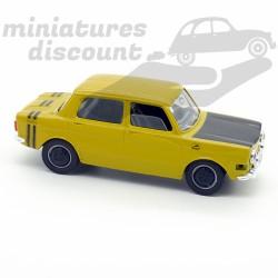 Simca 1000 Rallye 2 - 1973...