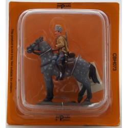 Cavalier en Plomb - Dragon du 16ème Regiment Tverskoi Russie 1915 - 1917