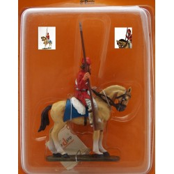 Gaucho Legion Infernal 1814 - Cavalier en Plomb