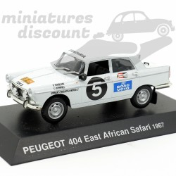 Peugeot 404 - East African...