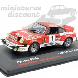 Porsche 911SC - Rallye...