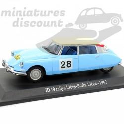 Citroen ID 19 - Rallye...