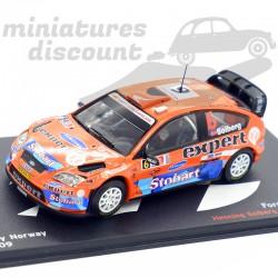 Ford Focus WRC - Rally...