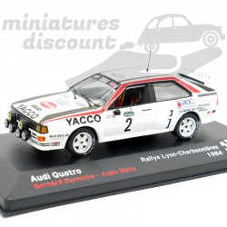 Audi Quattro - Rallye...