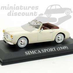 Simca Sport - 1949 -...