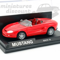 Ford Mustang - Mach III -...
