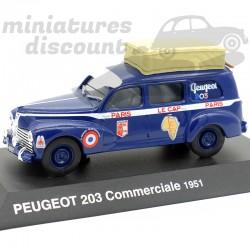 Peugeot 203 Commerciale -...