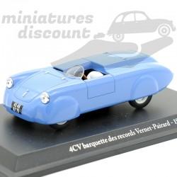 Renault 4cv - Barquette des...