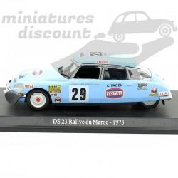 Citroen DS 23 - Rallye du...