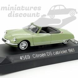 Citroen DS cabriolet - 1961...