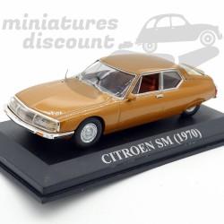 Citroen SM - 1970 - 1/43ème...