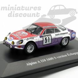 Renault Alpine A 110 1600 S...