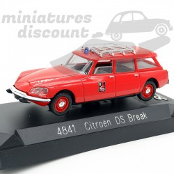 Citroen DS Break Pompiers -...