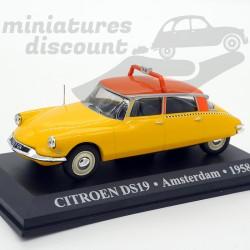 Citroen DS 19 Taxi...