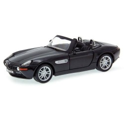 BMW Z8 Cabriolet Roadster Noir, 1.24eme Maisto en boite