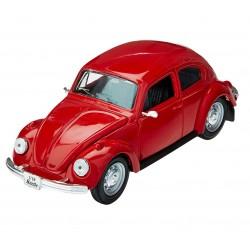 Volkswagen Coccinelle Beetle 1.24eme - Rouge Maisto en boite