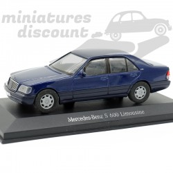 Mercedes Benz S 600...