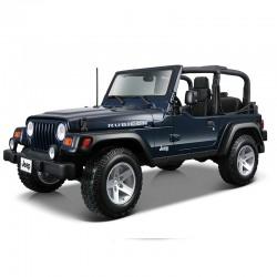 Jeep Wrangler Rubicon - Maisto 1.18eme en boite